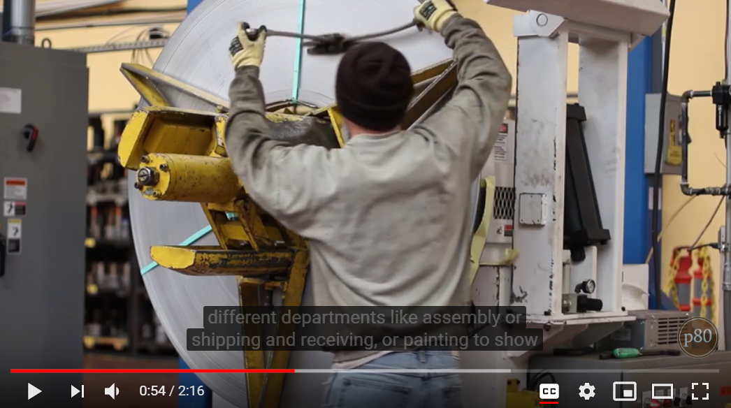 3 Video Marketing Strategy Examples for Manufacturing Company Websites